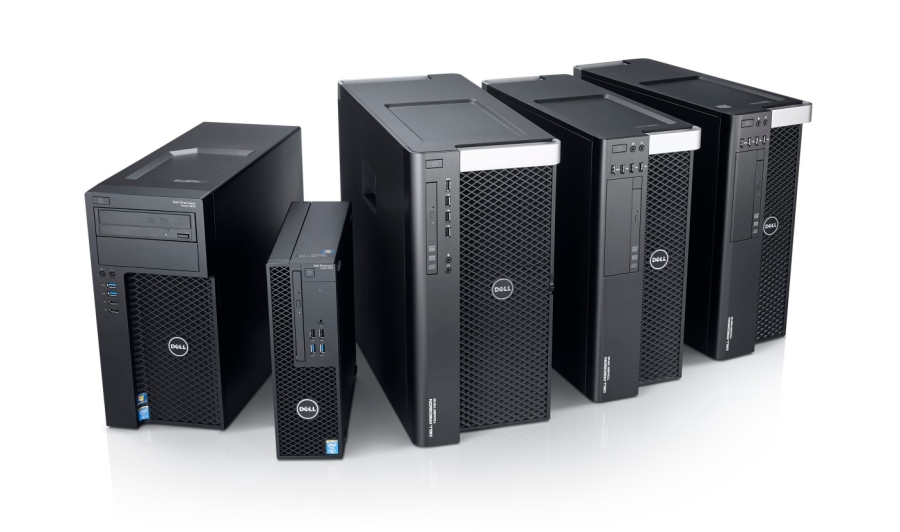 Precision Workstations Family Image
